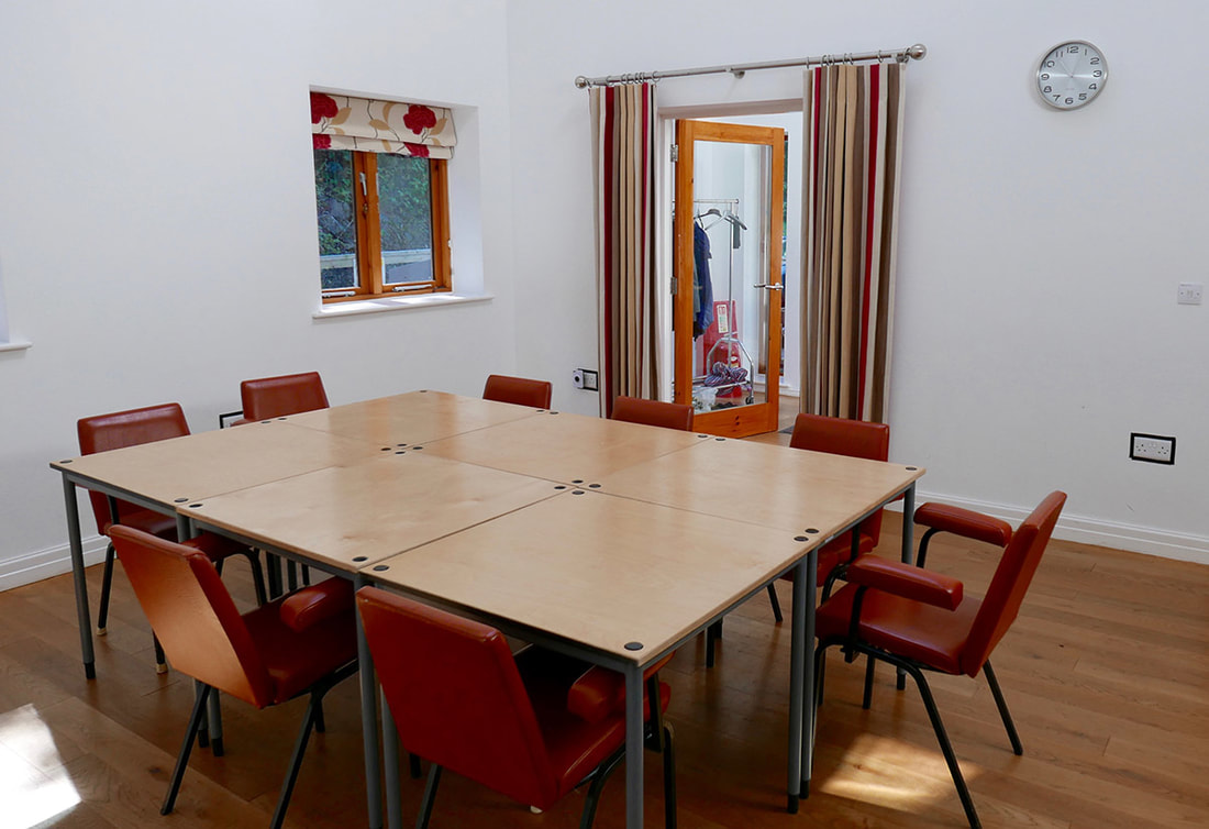 Brigsteer Village Hall Meeting Room