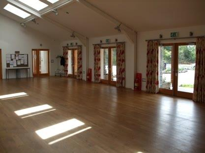 Brigsteer Village Hall Main Hall